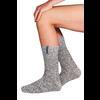 Soxs Soxs Men's Anti Slip Socks- Grey/Moon Mist Half High