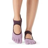 Toesox Yoga Sokken Bellarina Dichte Tenen - Majestic
