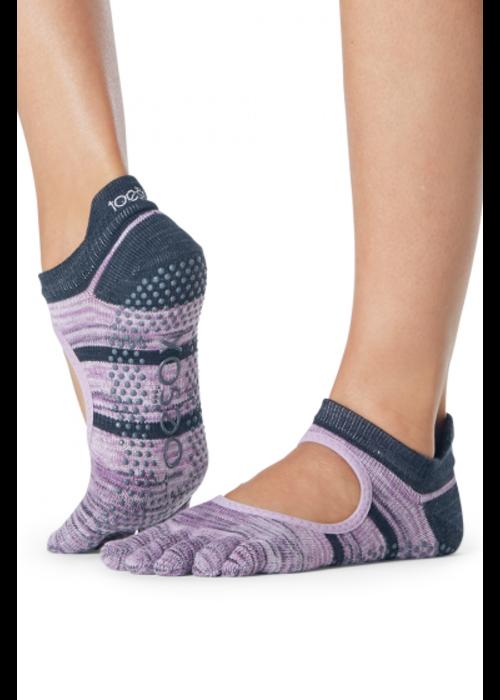 Toesox Toesox Yoga Sokken Bellarina Dichte Tenen - Wondrous