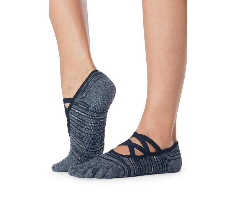 Toesox Yoga Sokken Elle Dichte Tenen - Diverge