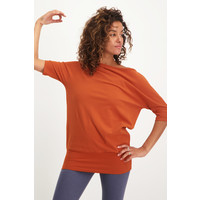 Urban Goddess Bhav Yoga Tunic - Rust