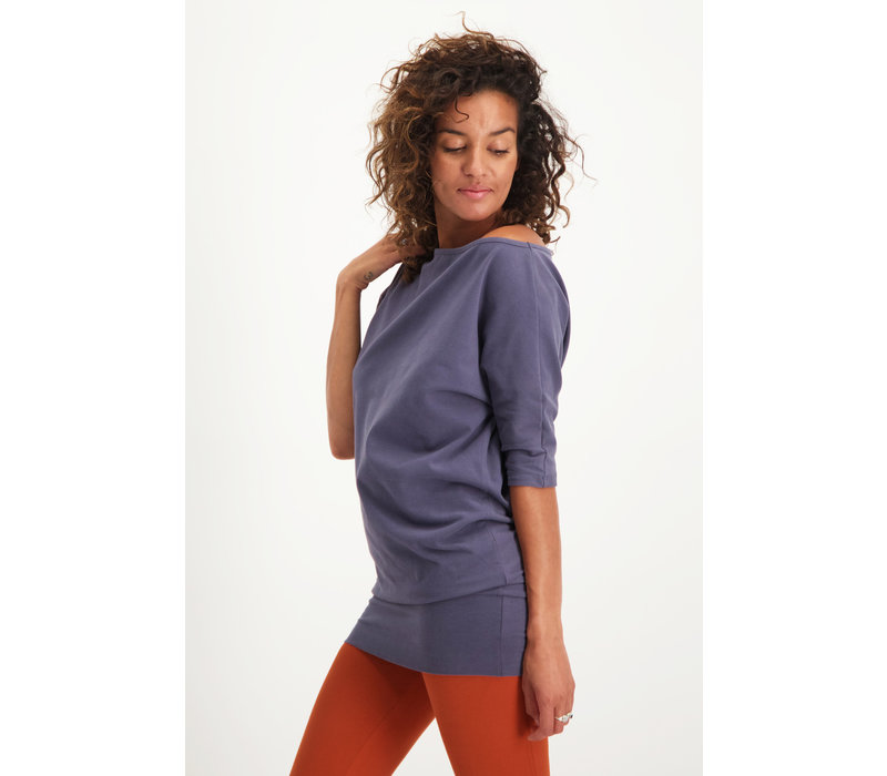 Urban Goddess Bhav Yoga Tunic - Rock