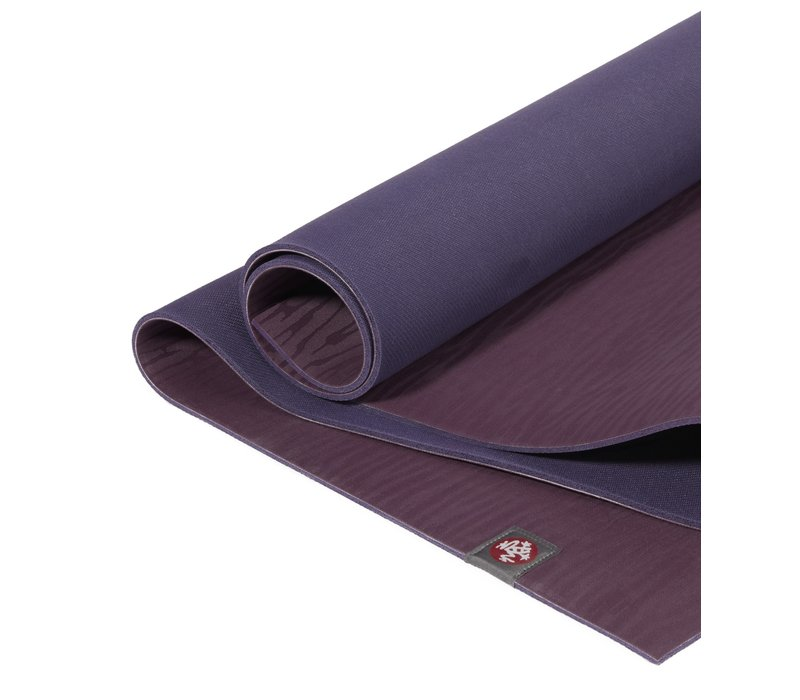 Manduka eKO Yoga Mat 180cm 60cm 5mm - Acai Midnight