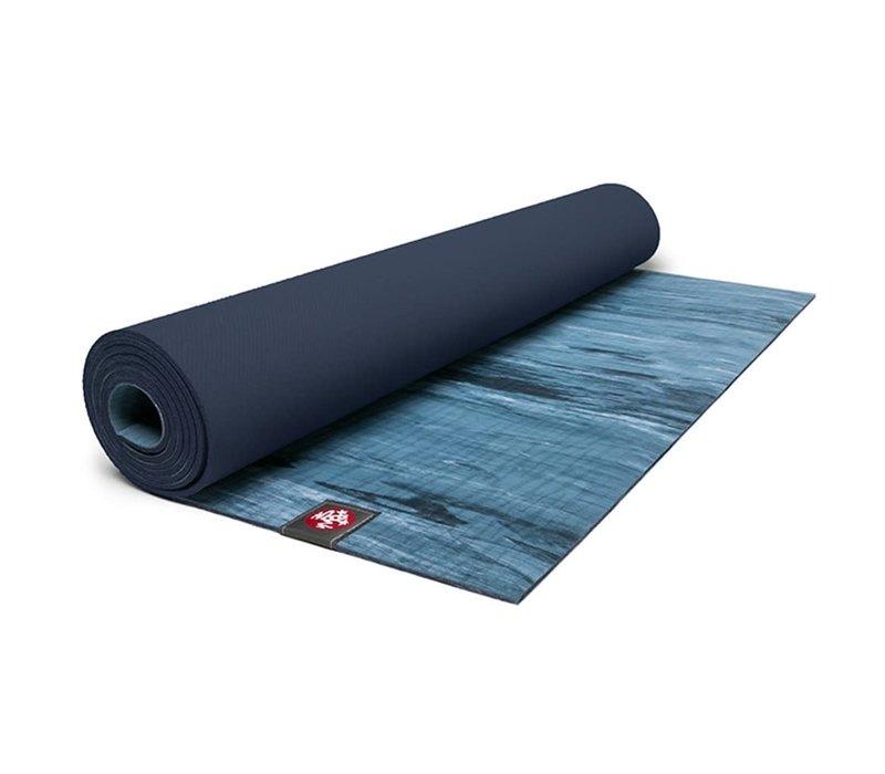 Manduka eKO Yoga Mat 180cm 66cm 5mm - Ebb Marbled