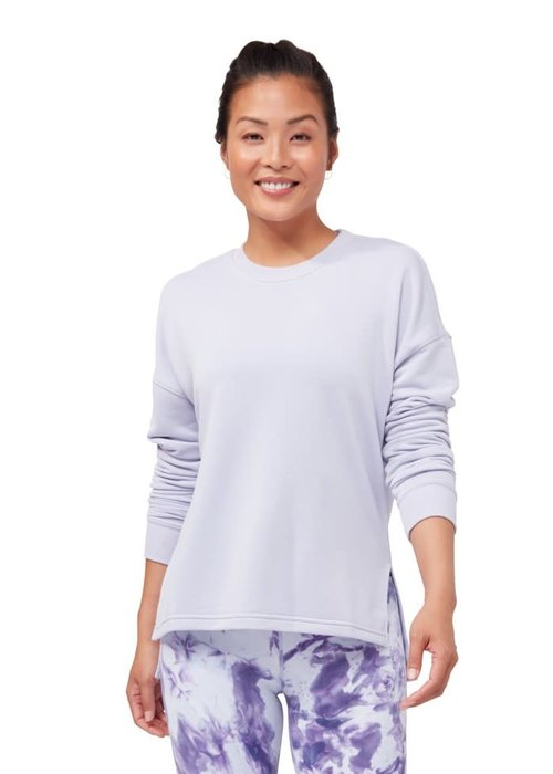 Manduka Manduka Rise And Shine Sweatshirt - Cosmic Sky