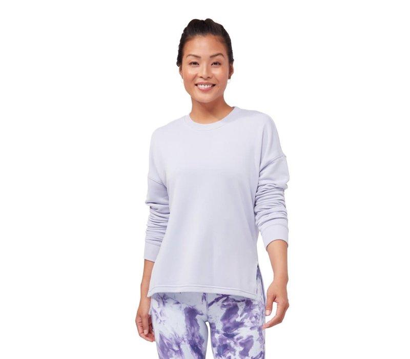 Manduka Rise And Shine Sweatshirt - Cosmic Sky