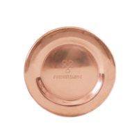 Forrest & Love Copper Bottle 600ml - Engraved