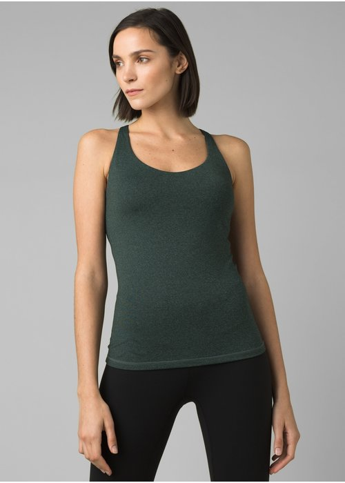 PrAna PrAna Everyday Support Top - Jadeite Heather