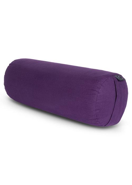 Yogisha Yoga Bolster Buchweizen - Violett