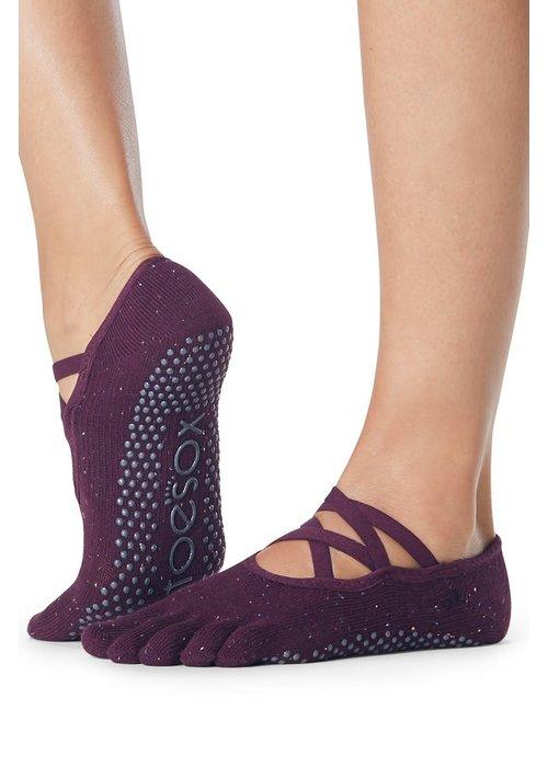 Toesox Toesox Yoga Sokken Elle Dichte Tenen - Marvel