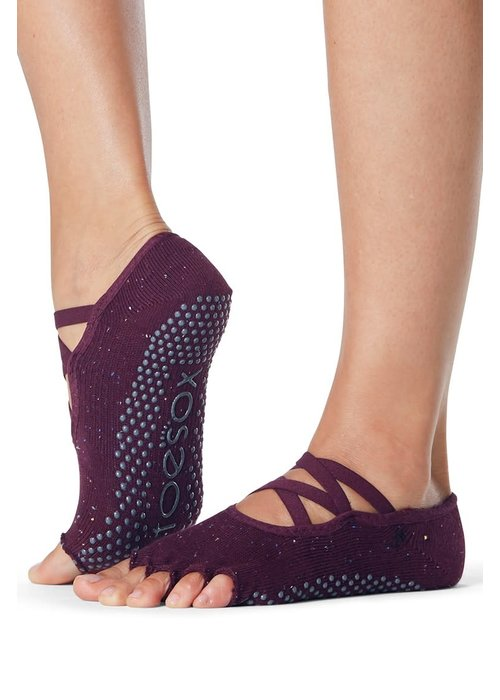 Toesox Toesox Yoga Sokken Elle Open Tenen - Marvel