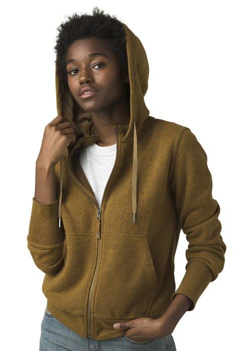 PrAna PrAna Cozy Up Jacket - Antique Bronze Heather