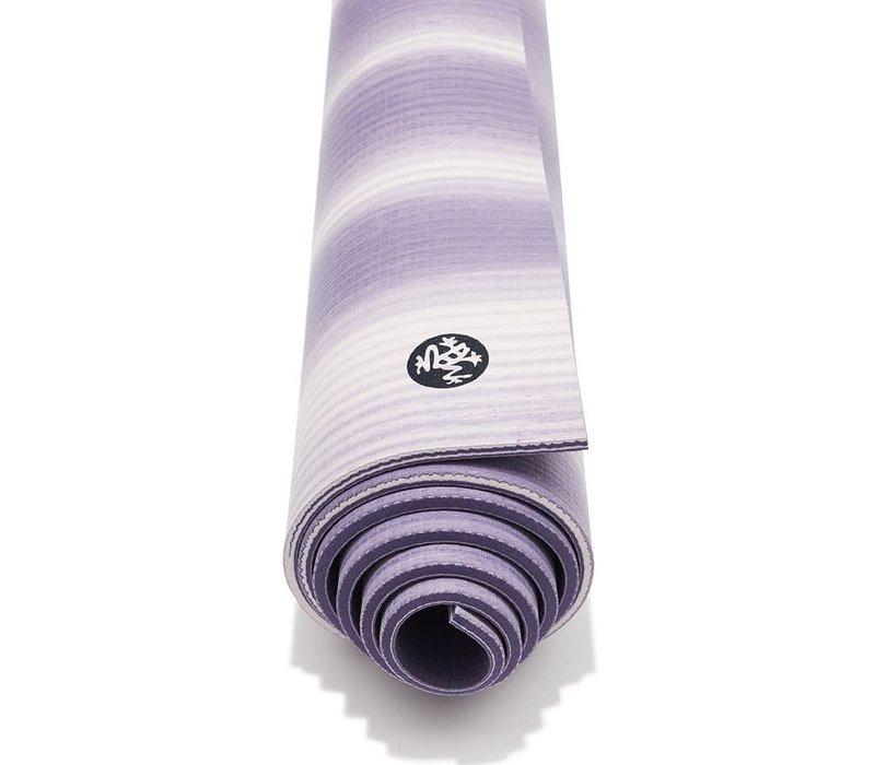 Manduka Pro Yogamatte 180cm 66cm 6mm - Amethyst Violet Lite Colorfields