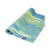 Manduka eKO Superlite Yoga Mat 180cm 61cm 1.5mm - Digi Lime Marbled