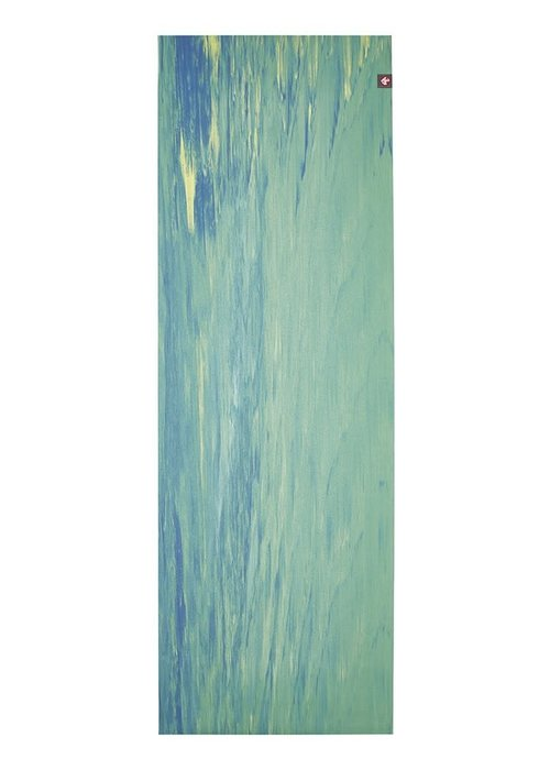 Manduka Manduka eKO Superlite Yoga Mat 180cm 61cm 1.5mm - Digi Lime Marbled
