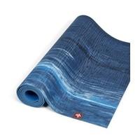 Manduka eKO Lite Yoga Mat 180cm 61cm 4mm - Sapphire Marbled