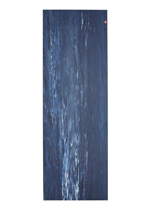 Manduka Manduka eKO Lite Yoga Mat 180cm 61cm 4mm - Dark Sapphire Marbled