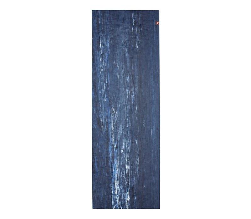 Manduka eKO Lite Yoga Mat 180cm 61cm 4mm - Dark Sapphire Marbled