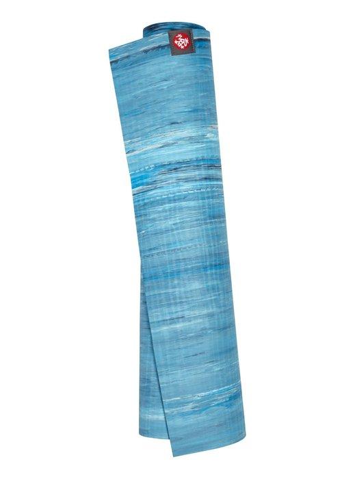 Manduka Manduka eKO Lite Yoga Mat 180cm 61cm 4mm - Dresden Blue Marbled