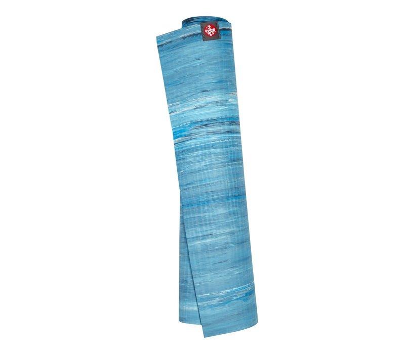 Manduka eKO Lite Yoga Mat 180cm 61cm 4mm - Dresden Blue Marbled