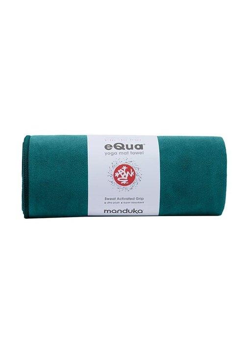 Manduka Manduka eQua Towel 182cm 67cm - Tropical Surf
