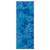 Yogitoes Yogitoes Yoga Handdoek 172cm 61cm - Groovy Playa Hand Dye Blue