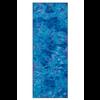 Yogitoes Yogitoes Yoga Handtuch 172cm 61cm - Groovy Playa Hand Dye Blue
