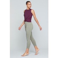 Moonchild Yoga Wear Draped Tank - Fig