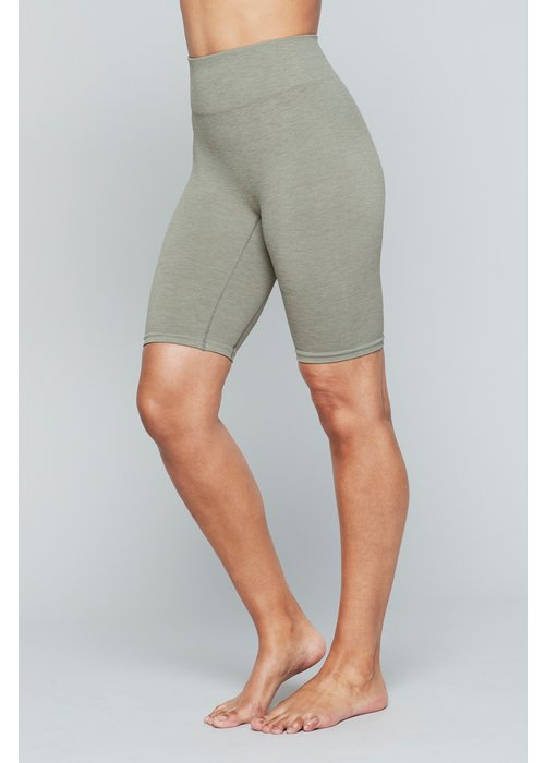 Moonchild Yoga Wear Moonchild Yoga Wear Seamless Biker Shorts - Gravity