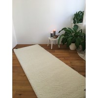 Yogamatte Schurwolle 200cm 75cm 2cm