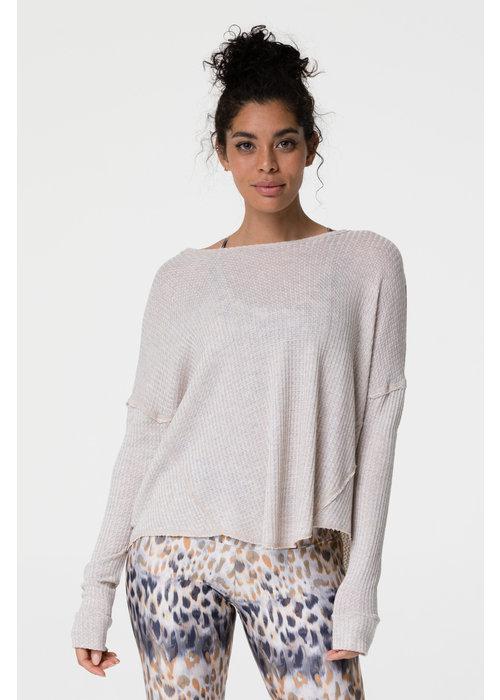 Onzie Onzie Raglan Pullover - Oatmeal