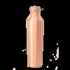 Forrest & Love Forrest & Love Kupfer Trinkflasche 850ml - Luxury Crystal Matt