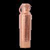 Forrest & Love Forrest & Love Kupfer Trinkflasche 850ml - Luxury Crystal Gehämmert