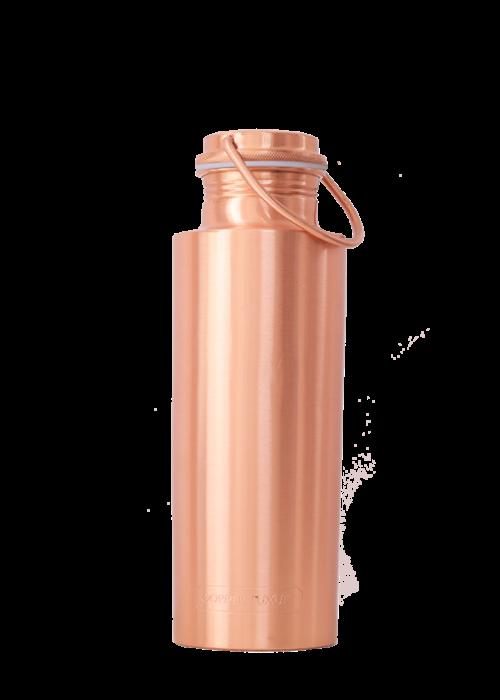 Forrest & Love Forrest & Love Kupfer Trinkflasche 700ml - Luxury Beau Matt