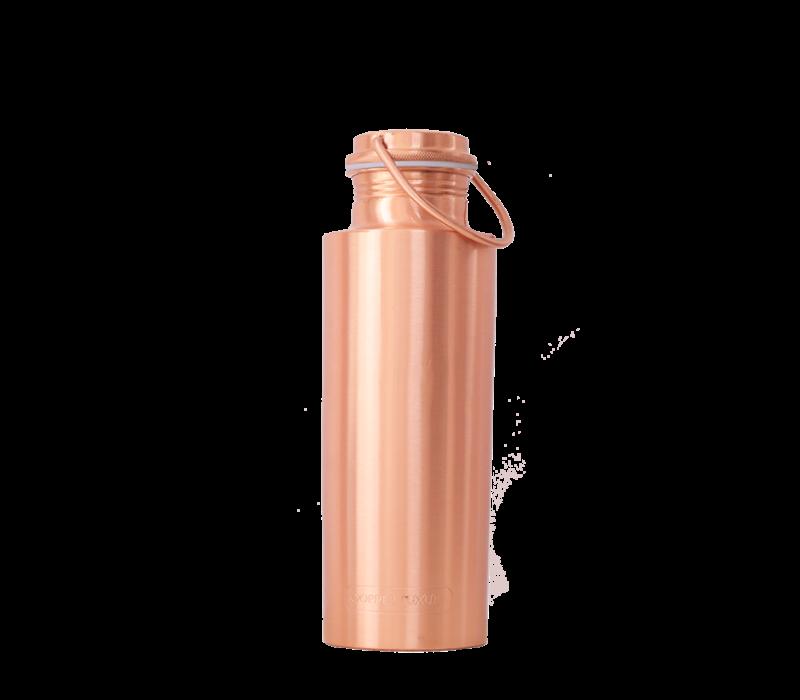 Forrest & Love Copper Bottle 700ml - Luxury Beau Matt