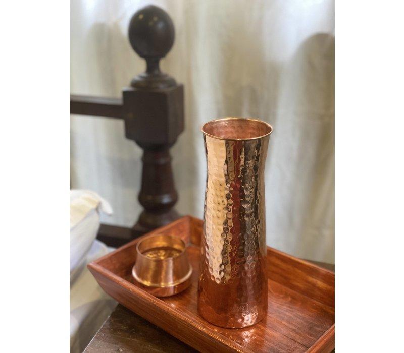 Forrest & Love Kupferwasserkaraffe 1200ml - Luxury Matt