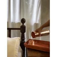 Forrest & Love Koperen Karaf 1200ml - Luxury Carafe Hammered