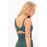 House of Gravity Bow BH - Emerald Green