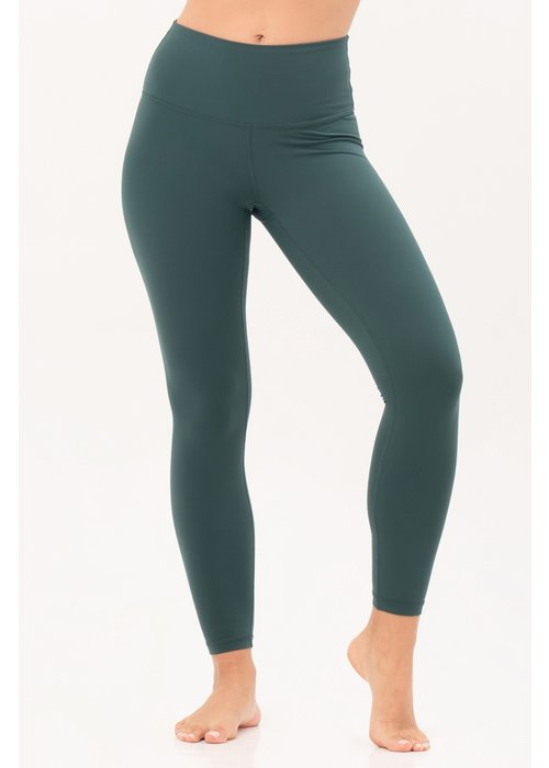 House Of Gravity House of Gravity Signature Leggings - Emerald Green