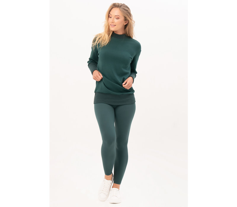 House of Gravity Two-way Sweater - Green