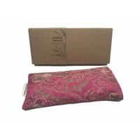 Kusala Eye Pillow Silk - Seattle Fuchsia