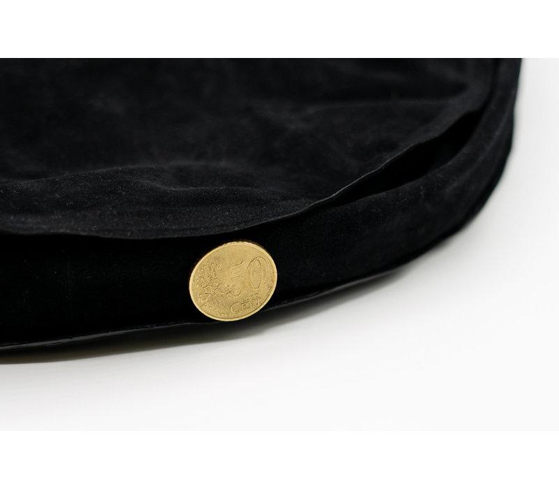 Meditatiekussen Opblaasbaar - Zwart (nieuw model)