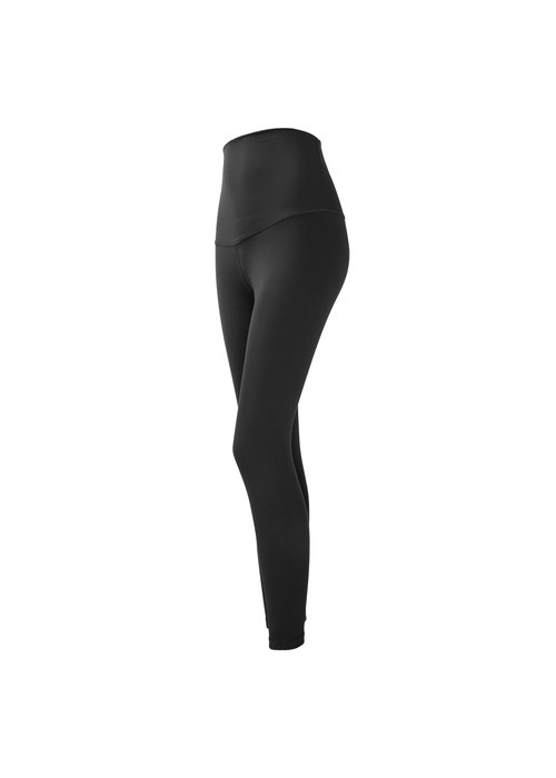 House Of Gravity House of Gravity Zwangerschaps Legging - Black Sapphire