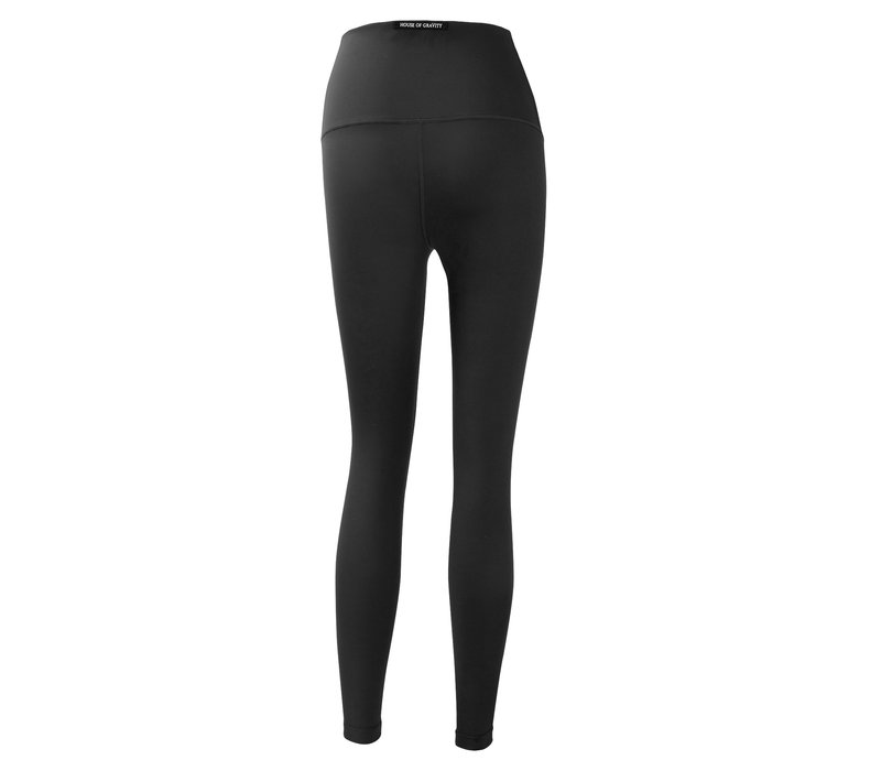 House of Gravity Schwangerschafts Leggings - Black Sapphire