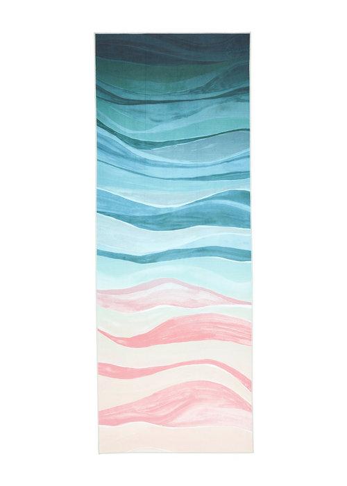 Manduka Manduka eQua Towel 182cm 67cm - Ebb and Flow