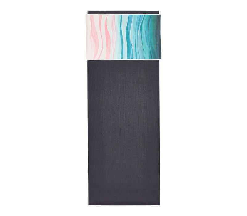 Manduka eQua Hand Towel 40cm 67cm - Ebb and Flow