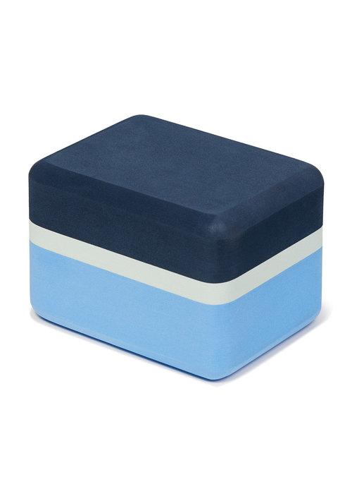Manduka Manduka Recycled Foam Yoga Blok - Surf