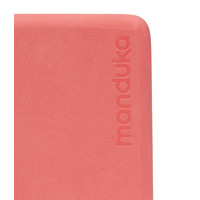 Manduka Mini Travel Yoga Blok - Clay