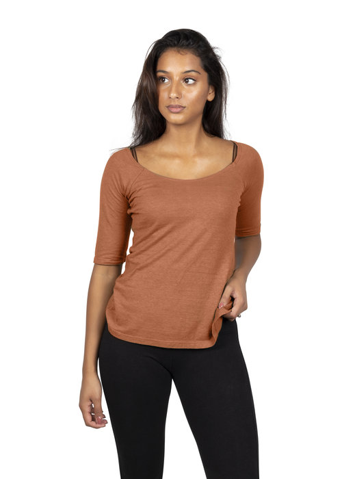 Sweetskins Sweetskins Perfect Tee - Carnelian