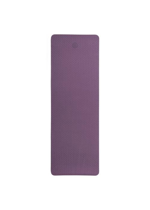 Yogisha Yogisha Soft & Light Yoga Mat 183cm 60cm 6mm - Eggplant